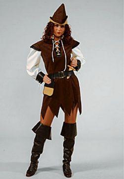 Robin Hood Lady For Sale - Robin Hood Lady (Hire Costume) | The Costume Corner