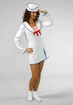 Sailor Girl For Sale - Sailor Girl (Hire Costume) | The Costume Corner