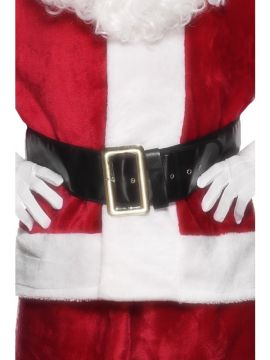 Santa Belt For Sale - Santa Belt, with Buckle, 145cm | The Costume Corner Fancy Dress Super Store