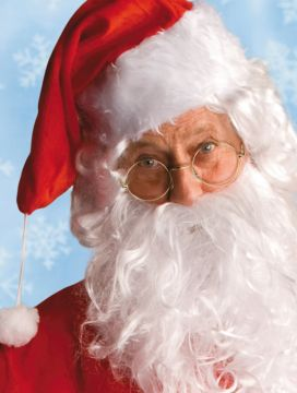 Santa Glasses For Sale -  | The Costume Corner Fancy Dress Super Store