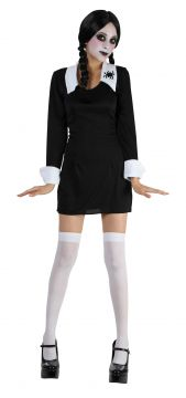 Scary Daughter For Sale - Contains Dress  Standard Womens One Size | The Costume Corner Fancy Dress Super Store