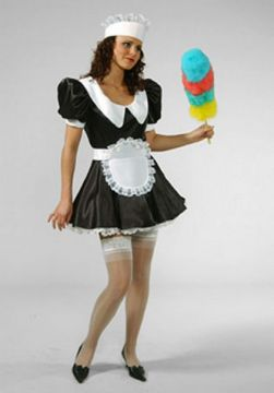 Sexy French Maid Outfits: Why Are French So Hot?