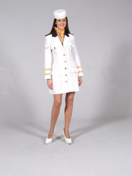 Sexy White Air Hostess For Sale - Sexy White Air Hostess | The Costume Corner