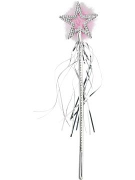 Silver Wand For Sale -  | The Costume Corner Fancy Dress Super Store