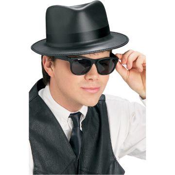Singin' The Blues Set For Sale - Adult hat & glasses set. | The Costume Corner Fancy Dress Super Store