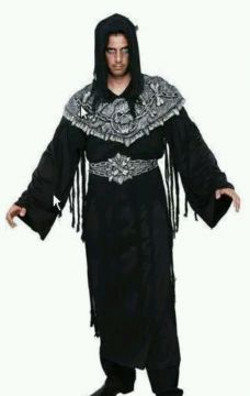 Skeletar - Large For Sale - Contains Robe, Chestpiece & Belt