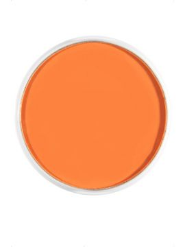 Orange Face and Body Paint For Sale - Smiffy's Make-Up FX, Aqua Face and Body Paint, Orange, 16ml, Water Based | The Costume Corner Fancy Dress Super Store