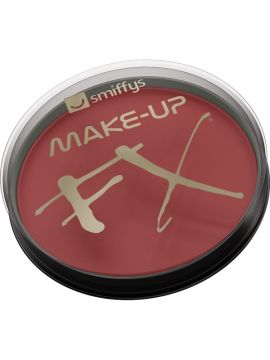 Red Face and Body Paint For Sale - Smiffy's Make-Up FX, Aqua Face and Body Paint, Red, 16ml, Water Based | The Costume Corner Fancy Dress Super Store