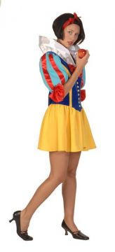 Snow Princess Short For Sale - SnowPrincess Short (Hire Costume) | The Costume Corner