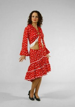 Spanish Lady For Sale - Spanish Lady Two Piece (Hire Costume) | The Costume Corner