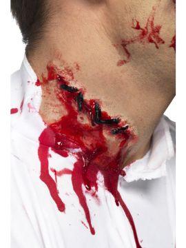 Stitches Scar For Sale - Stitches Scar, Latex | The Costume Corner Fancy Dress Super Store