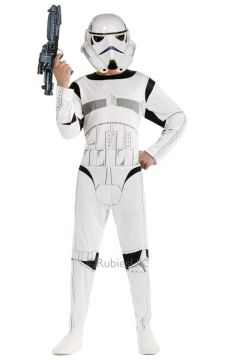 Stormtrooper For Sale - The Empire's elite troops cut quite a dash wherever they appear - at any Star Wars convention, a birthday party or down the supermarket on a Saturday. Best worn in groups for m... | The Costume Corner Fancy Dress Super Store