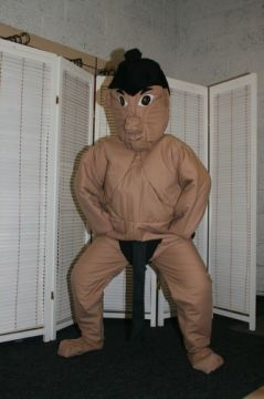 Sumo Wrestler For Sale -  | The Costume Corner