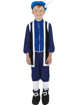 Tudor For Sale - Tudor Costume. Includes hat, top and trousers. | The Costume Corner Fancy Dress Super Store
