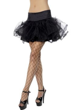 Tulle Petticoat - Black For Sale - Tulle Petticoat, Black. | The Costume Corner Fancy Dress Super Store
