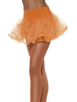 Tulle Petticoat - Orange For Sale - Tulle Petticoat, Orange. | The Costume Corner Fancy Dress Super Store