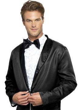 Tuxedo Kit For Sale - Easy Tuxedo Kit with Dickie bow. | The Costume Corner Fancy Dress Super Store