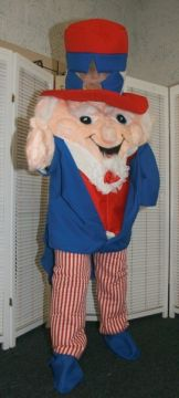 Uncle Sam For Sale -  | The Costume Corner