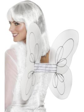 White Angel Wings For Sale -  | The Costume Corner Fancy Dress Super Store