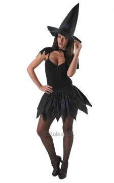 Witch Tutu Set For Sale - Witch tutu set. Includes: hat, mini cape and skirt. | The Costume Corner Fancy Dress Super Store