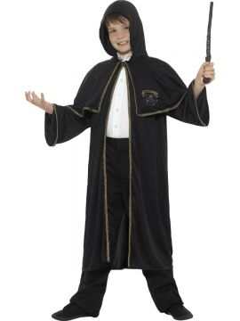 Wizard Cloak For Sale - Wizard cloak,black | The Costume Corner Fancy Dress Super Store