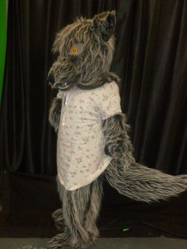 Wolf in Nighty For Sale -  | The Costume Corner