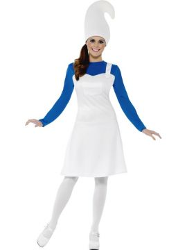 Womens Gnome Costume For Sale - IncludesDress and Hat   The Costume Corner Fancy Dress Super Store
