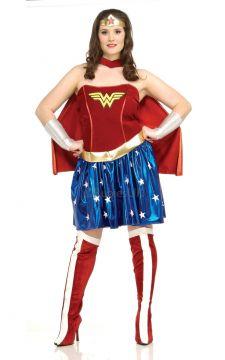 Wonder Woman Plus For Sale -  | The Costume Corner Fancy Dress Super Store