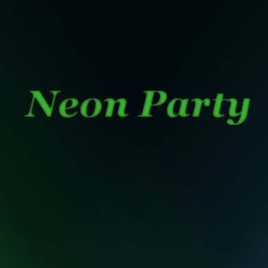 Neon Party | The Costume Corner