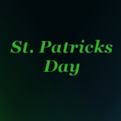 St. Patricks Day | The Costume Corner