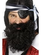 Pirate Beard - Black costumes