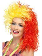 80's Fun Girl Crimp Wig costumes