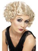 Flapper Wig side