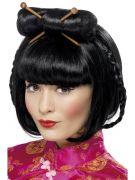 Oriental Lady Wig side
