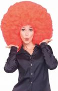 Afro Wig - Red costumes