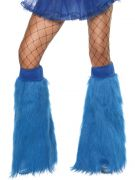 Blue Furry Bootcovers costumes