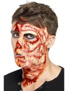 Burnt Scar Face Latex Scars costumes