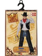 Cowboy Leather Costume