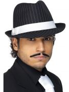 Deluxe Trilby Hat Mens 20s style hat costumes