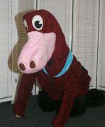 Dino Mascot costumes