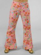 Flower Print Flares costumes
