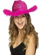 fuschia cowboy hat costumes