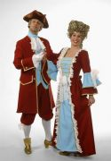 Georgian Lady hire costumes