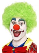 Green Crazy Clown Wig costumes