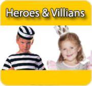 Heroes & Villians