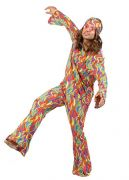 Hippie Alex male hire costumes