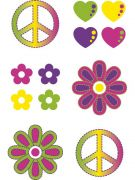 Hippie Tattoos