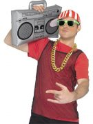 Inflatable Ghetto Blaster costumes