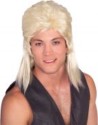 Mullet - Blonde costumes