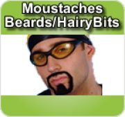 Moustaches & Beards
